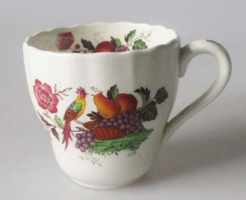 Spode Cherry Picker Mokka-/ Espressotasse 0,10 l