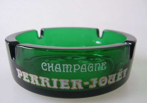 Perrier-Jouët Belle Epoque Aschenbecher Limited Edition Nr. 9