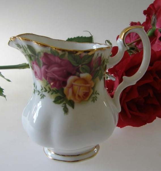 Royal Albert Old Country Roses Milchkännchen 0,15 l