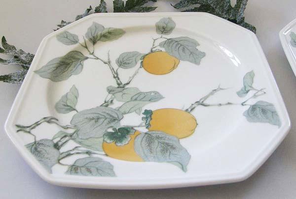 Gallo Galerie de Porcelane Lombardia Apricot Frühstücksteller