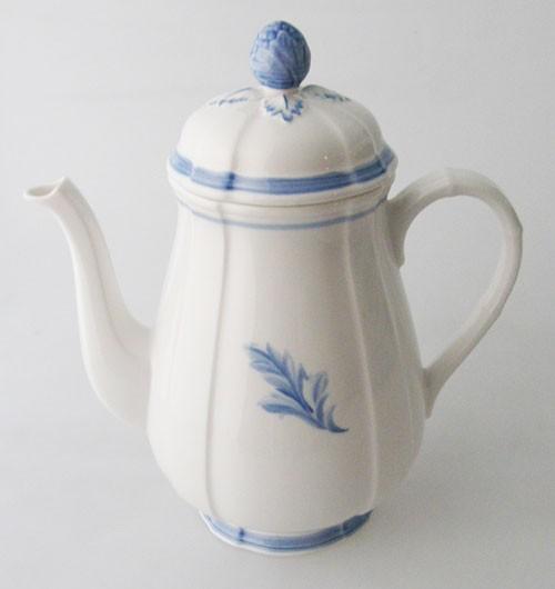Villeroy & Boch Casa Azul Kaffeekanne für 6 Pers. 1,20 l