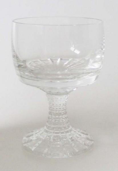 Rosenthal Polaris Glas Bleikristall Likörschale 8,7 cm