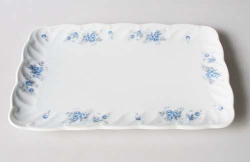 Seltmann Weiden Leonore Beilagenplatte klein 20,5x12,5 cm