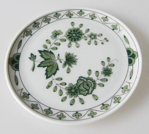 Hutschenreuther Maria Theresia Schlossgarten Untersetzer 9,8 cm für Glas