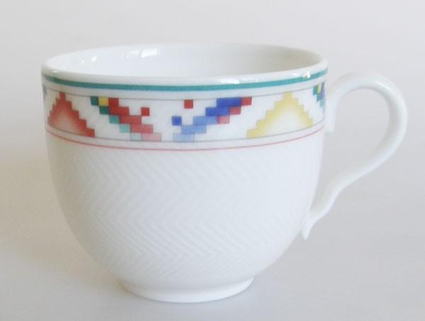 Villeroy & Boch Indian Look Kaffeetasse / Obertasse 1tlg.