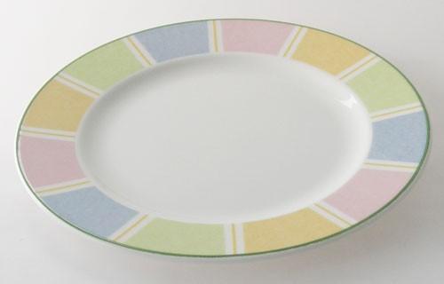 Villeroy & Boch Twist Colour Stripes Frühstücksteller 21 cm