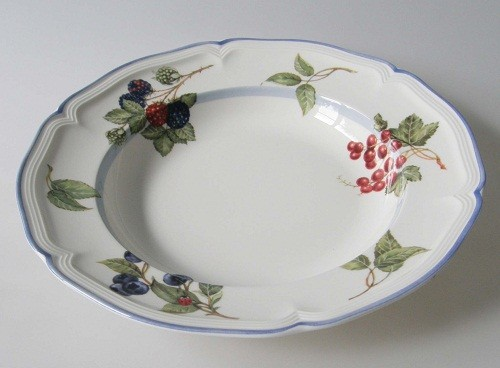 Villeroy & Boch Cottage Suppenteller 23 cm