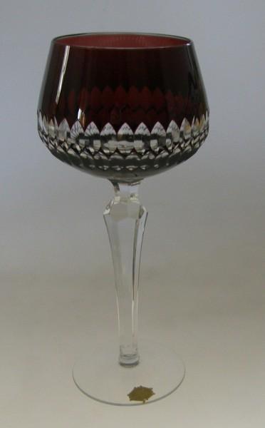 Römer Weinrömer Handgeschliffen Weinglas Violett 20 cm
