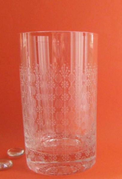 Rosenthal Romanze Relief Wasser- / Saftglas 10,5 cm