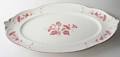 Villeroy & Boch Val Rouge Platte oval 35,5 x 24,5 cm