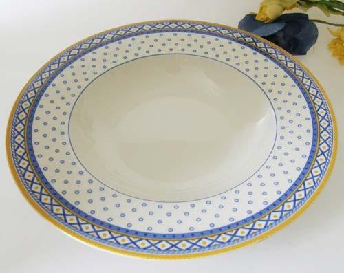 Villeroy & Boch Perpignan Suppenteller 24 cm