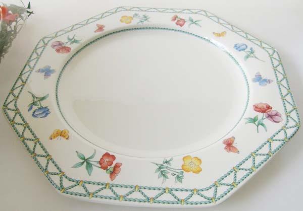 Villeroy & Boch Casa Verde Platzteller / Gourmetteller 30,5 cm