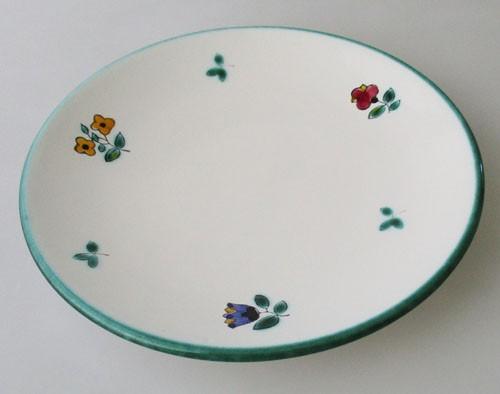 Gmundner Keramik Streublumen Unterteller glatt 15 cm
