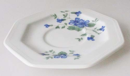 Gallo Leonardo Marie Claire Veilchenblüten Untertasse 15,2 cm