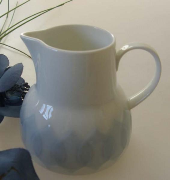 Rosenthal Lotus blau Milchkännchen für 6 Pers. 0,18 l