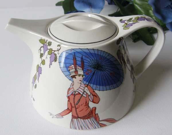 Villeroy & Boch Design 1900 Teekanne 0,90 l