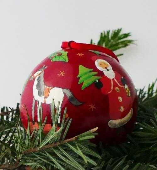 Villeroy & Boch Christmas Eve 2012 Weihnachtskugel (Ø 7 cm)