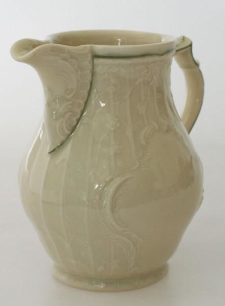 Rosenthal Sanssouci elfenbein mit grünem Rand Milchkännchen 0,40 l