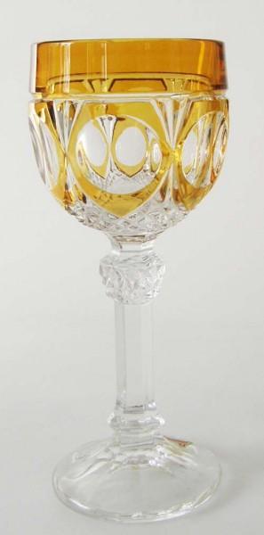 Katharinen-Hütte Römer Weinglas Orange 19 cm