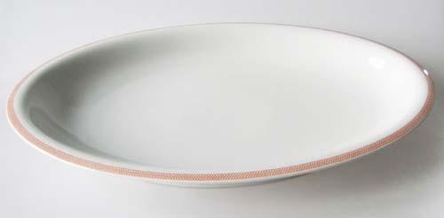 H & C Selb Heinrich Christine große Servierplatte oval 40 x 28 cm