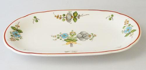 Villeroy & Boch Louisiana Beilagenplatte klein oval 22,5 cm
