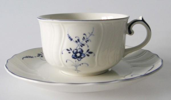 Villeroy & Boch Alt Luxemburg Teetasse mit Untertasse