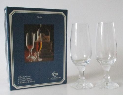 Rosenthal Glas Maria Sherry Glass 2er-Set 15 cm