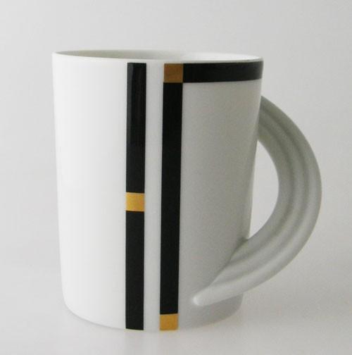 Rosenthal Cupola Nera Kaffeetasse 0,18 l