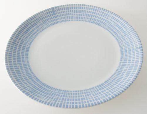 Arzberg Bastdekor 2000 Azurblau Frühstücksteller 19 cm