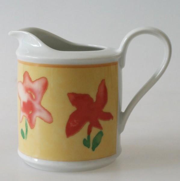 Hutschenreuther Viva Alèo Blumen Milchkännchen 0,25 l