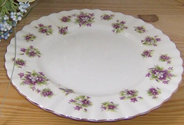Royal Albert Sweet Violets Frühstücksteller 18 cm