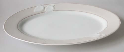 Hutschenreuther Fleuron Chloe Fontane Platte oval 33x23,5 cm