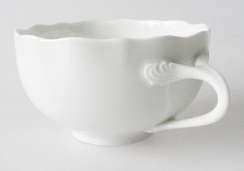 Hutschenreuther Maria Theresia weiß Teetasse 0,22 l