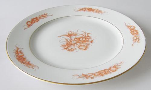 Rosenthal Aida Fleur Rouge Speiseteller 25,5 cm