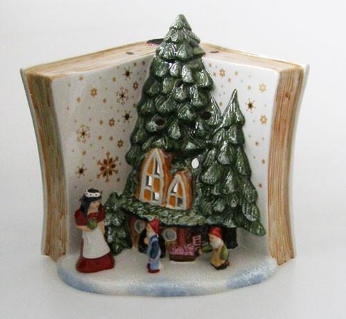 Christmas Toys Memory Märchenbuch geöffnet 21x14,5x18cm