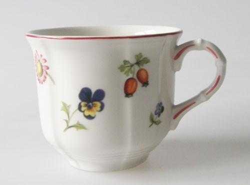 Villeroy & Boch Petite Fleur Kaffeetasse 1-tlg. Obertasse 0,18 l