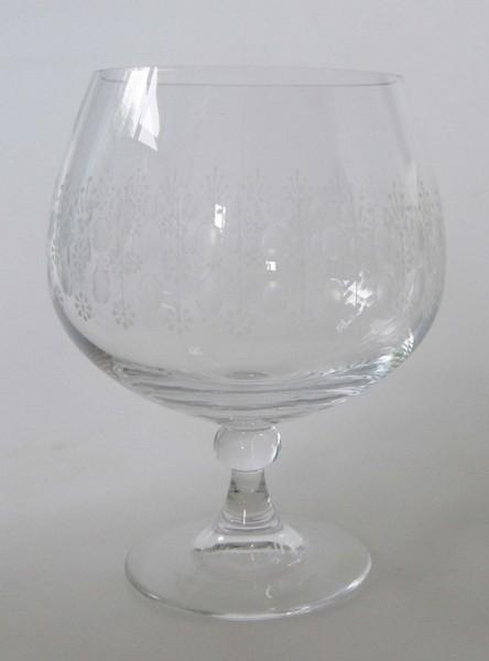 Rosenthal Romanze Relief Cognacglas