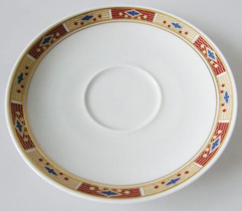 Rosenthal Aida Ouverture Untertasse für Espressotasse klein 11,7 cm