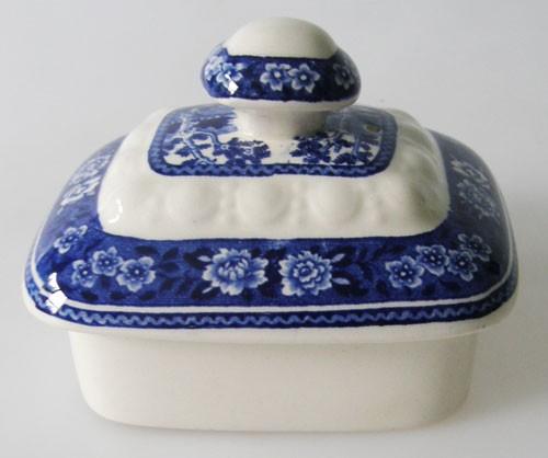 Villeroy & Boch Rusticana blau Deckel für die Teekanne