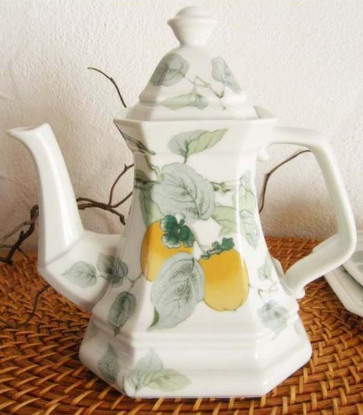 Gallo Galerie de Porcelane Lombardia Apricot Kaffeekanne, 0,90 l