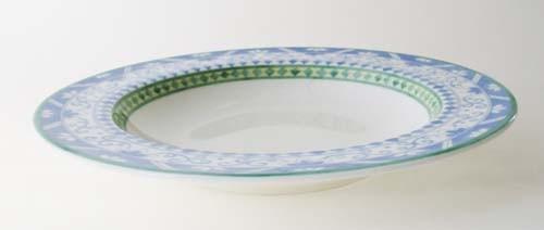 Villeroy & Boch Perugia Azur Suppenteller 23,2 cm gebraucht