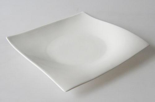 Maxwell & Williams Motion White Basics Brotteller, Kuchenteller klein 17,5 cm
