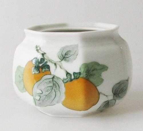 Gallo Galerie de Porcelane Lombardia Apricot Zuckerdose ohne Deckel