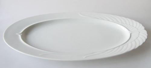 Rosenthal Mythos weiss Servierplatte 40,5 cm