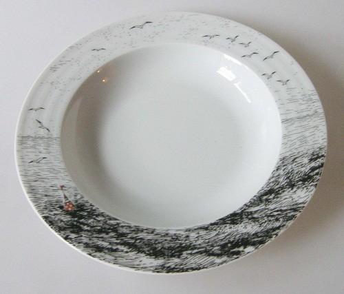 Rosenthal Il Faro Promenada Suppenteller 22,5 cm