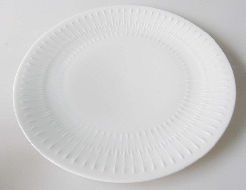 Hutschenreuther Selb Apart weiss Frühstücksteller 19,5 cm