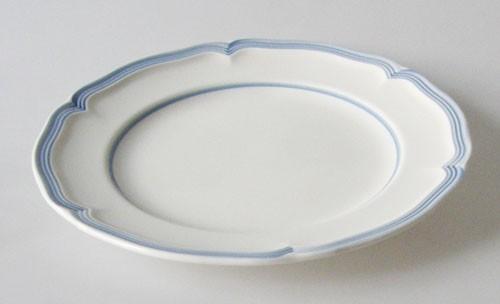 "Villeroy & Boch Casa Azul ""Modesto"" Frühstücksteller 21 cm"