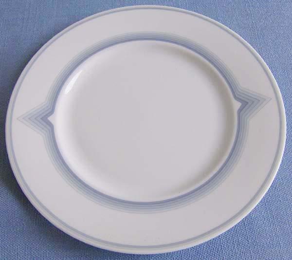 Villeroy & Boch Heinrich Vega blau Frühstücksteller 22 cm