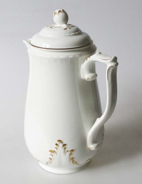 Villeroy & Boch Heinrich Montclair Gold Kaffeekanne für 6 Pers. 1,30 l