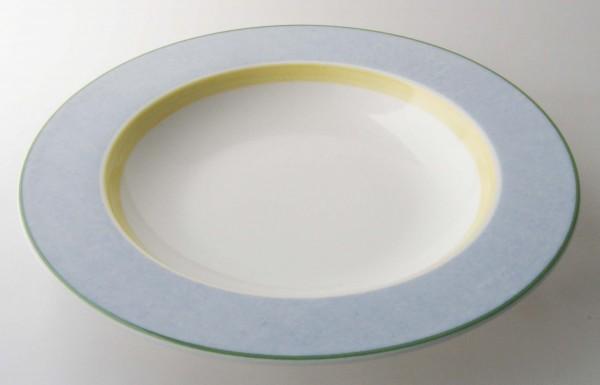 Villeroy & Boch Twist Colour Blue Suppenteller 23 cm